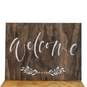 Arctic Fox wedding event furniture and decor hire