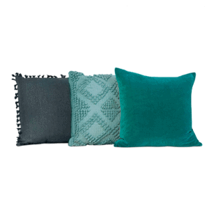 cushion geen basiscs set