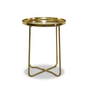 gold side table for hire gold coast