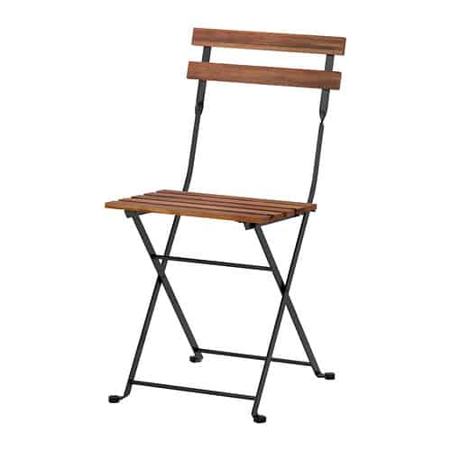 tarno chair outdoor black