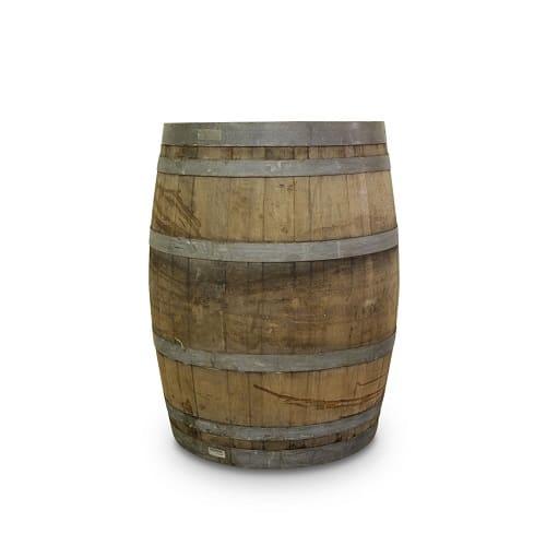 wine barrel bar table for hire gold coast